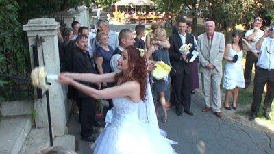 Erika és Zoli esküvőjének legszebb pillanatai